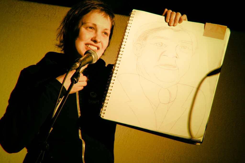 100 Days Project with Josie Long