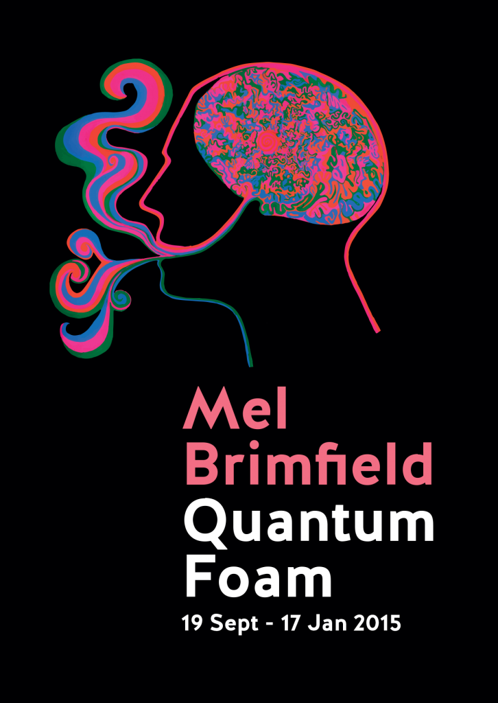 Quantum Foam by Mel Brimfield